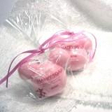 【Disney ハッピーソープS ピンク】ブライダルでメガヒット中のミツマルプチソープ!