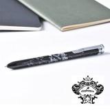 【マルチペン】<オロビアンコ>3種類を1本の軸に収めたスマートなデザイン◆3ファンクション