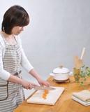【ナチュラルキッチン】【ギフト】 <ひのき>清潔・浮かせ両面まな板 【小/中/大】