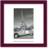 Art Collection/mono-photography/Elan-FLEISCHER/2CV with Eiffel Tower