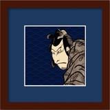 [和柄]和額装シリーズ KABUKI(歌舞伎)WG-1002