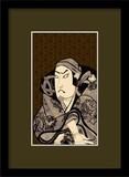 [和柄]和額装シリーズ KABUKI(歌舞伎)WG-2001