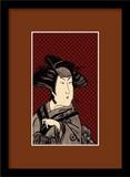 [和柄]和額装シリーズ KABUKI(歌舞伎)WG-2003