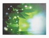 【インテリア・LEDピクチャー】大好評・ギフトにぴったり♪LED Picture Light 水辺