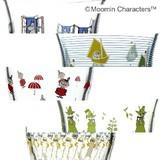 【Moomin】ムーミンキャラクター タンブラー