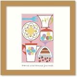 北欧テイストの色使いとデザインがかわいいミニアートコレクション<タカミヤユキコ>カフェ
