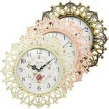 ガーリーロザ   ウォールクロック【ガーリー姫アイテム】壁掛時計<亜鉛合金>