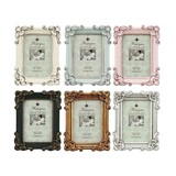 Antique Style Photo Frame Antique Resin