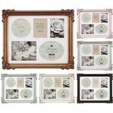 Antique Style Photo Frame Antique Window Resin