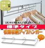 Possible Storage Clothes Hanger Standard Type Expansion Color 3 Colors