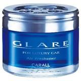 【グレア 青】海をイメージしたフレグランス  車用ゼリータイプ芳香剤<4種の香り>