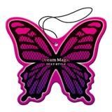 【ドリームマジックチャーム】蝶がゆれてセクシーに香る  車用ペーパーフレグランス<5種の香り>
