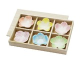 福寄せ小皿セット【桜】
