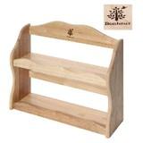 【直送可】【送料無料】【キッチン】木製スパイスラック ボヌールシリーズ