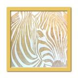 Wood Carving Art ZEBRA/NA
