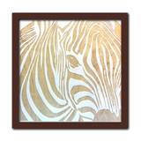 Wood Carving Art ZEBRA/BR
