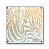 Wood Carving Art ZEBRA/AC