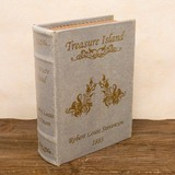 【シークレットブック】ヒストリーノーベル (L) [Treasure Island]