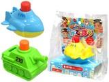 【子供に大人気!おふろがもっと楽しくなる水鉄砲!】おふろでたのしい水てっぽう 戦車・飛行機