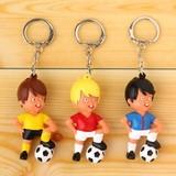【ALFI】キーリング サッカー少年アソート
