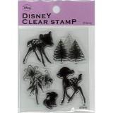 【Disny Stamp】バンビ シルエットスタンプSTP−D0007
