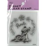 【Disny Stamp】バンビ クリアスタンプSTP−D0008