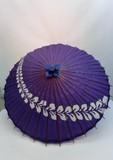 通年新作)雨傘・長傘-和傘 蛇の目藤柄
