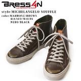 BRESSAN【ブレッサン】 MICIAELANGELO SOUFFLE シューズ 靴 スニーカー