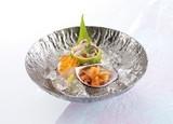 【キッチン】【インテリア雑貨】 ステンレス盛器<富貴鍋>/銀洲(シルバー)4寸