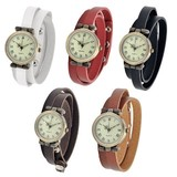 Leather Bracelet Watch Feeling Wrist Watch