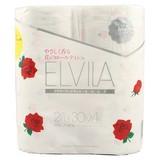 【最高級トイレットペーパー】バラ TP4R エルビラ