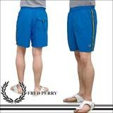 【SALE】 FRED PERRY 【 フレッド ペリー 】 LEG TAPE スウィム パンツ