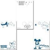 【Disney】スマートフォン SENSAI ミッキー(画面保護シール)