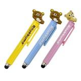 【リラックマ】リラックマ キャッピータッチペン