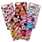 【Disney】カスタムカバー iPhone 5 OH!ミッキー&フレンズ【iPhone SE/5s/5対応】