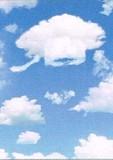 AVANTI PRESS グリーティングカード [卒業向きカード] <空×雲>