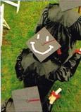 AVANTI PRESS グリーティングカード [卒業向きカード] <スマイル×帽子>