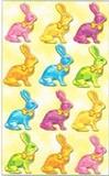 PUNCH STUDIO ステッカー3D イースター <ウサギ>