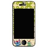 【Disney】スティッチディスプレイシートiPhone4 4S