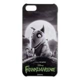 【Disney】カスタムカバー iPhone 5 フランケンウィニー【iPhone SE/5s/5対応】