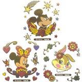 【Disney】ケータイデコ蒔絵