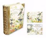 【限定品】PUNCH STUDIO パンチスタジオブックボックスカード 鳥かご フラワー