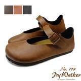 【joy walker】2016-17A/W -ストラップシューズタイプ- 【秋冬新作】【リンネル掲載商品】