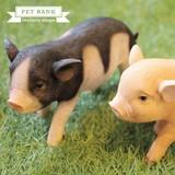 大人気  リアルな動物の貯金箱【PET BANK】ペットバンク *動物 インテリア リアルアニマルズ
