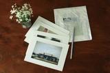 【ペーパーフォトフレーム】2Lサイズ【紙製】写真をデコレーションできるフォトフレーム! 5枚入り