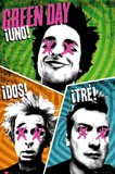■ポスター■610X915mm★ Green Day Trio
