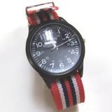 【ミリタリーウォッチ】☆リボンテープを使った人気の時計☆