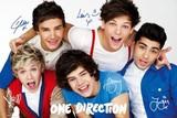■ポスター■610X915mm★ One Direction Colours