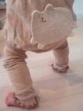 Organic Cotton Organic Baby Watermark Leg Warmers
