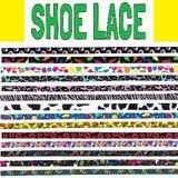 ★☆SALE☆★ フラットシューレース * 平ひもタイプのカラフルな靴ひもです♪